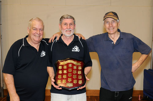 A l-o-o-k Back into our Archives – 2012 – Pennant 2 – Bill Rowe Perpetual Shield Premiership Winners – The Double Centurians